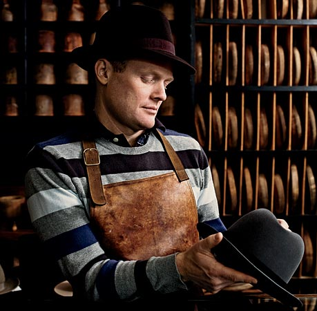 Graham Thompson Optimo Hats