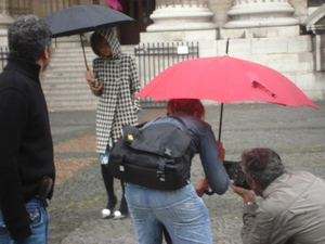 Umbrellas_standing_still